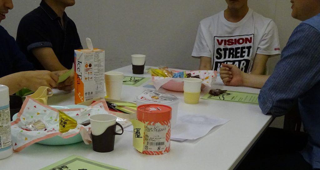 【報告】7月卒業生交流会(次回は8月5日13時半~)