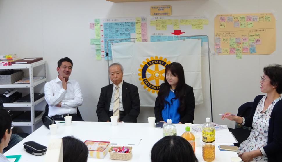 【報告】職業人講話セミナーを行いました!